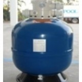 SSR Top Mounted LAMINATED HI-RATE SAND FILTERS COMPLETE SET WITH MV 0