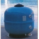 SSC Side Mounted LAMINATED HI-RATE SAND FILTERS COMPLETE SET WITH MV 0