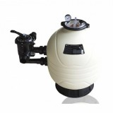 MFS Side Mounted SAND FILTERS COMPLETE SET WITH MULTI-PORT VALVE 0