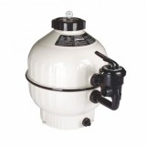 Cantabric Sand Filter, Side Mounted, with valve 0